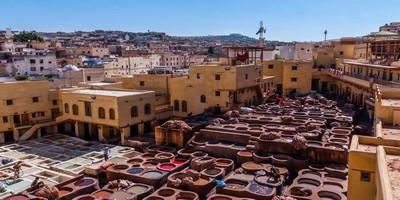 3 days Fes Sahara desert trip